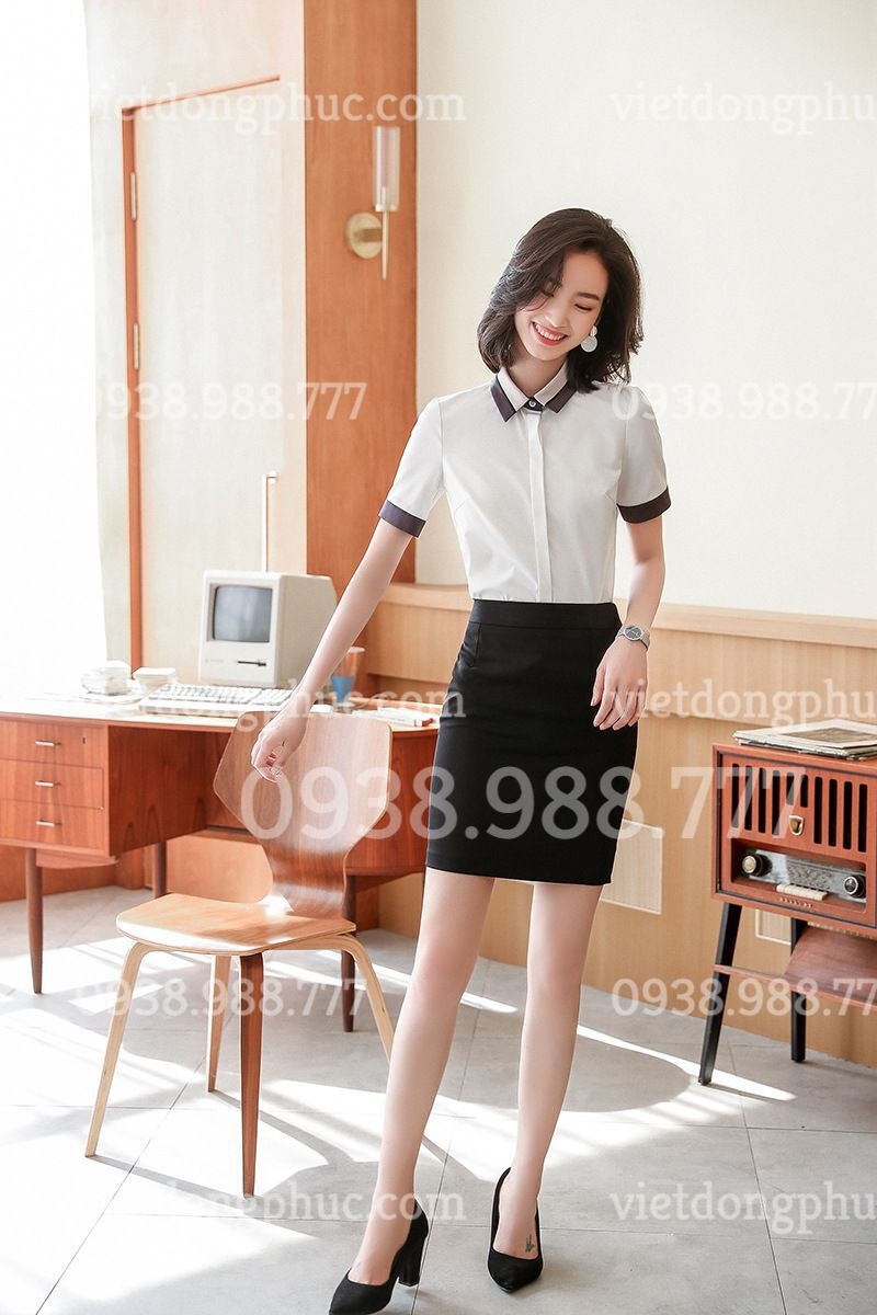 Đồng phục áo sơ mi Nữ 57