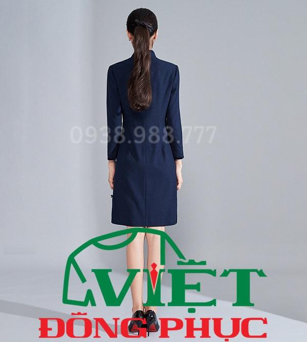 Đồng phục váy liền 24