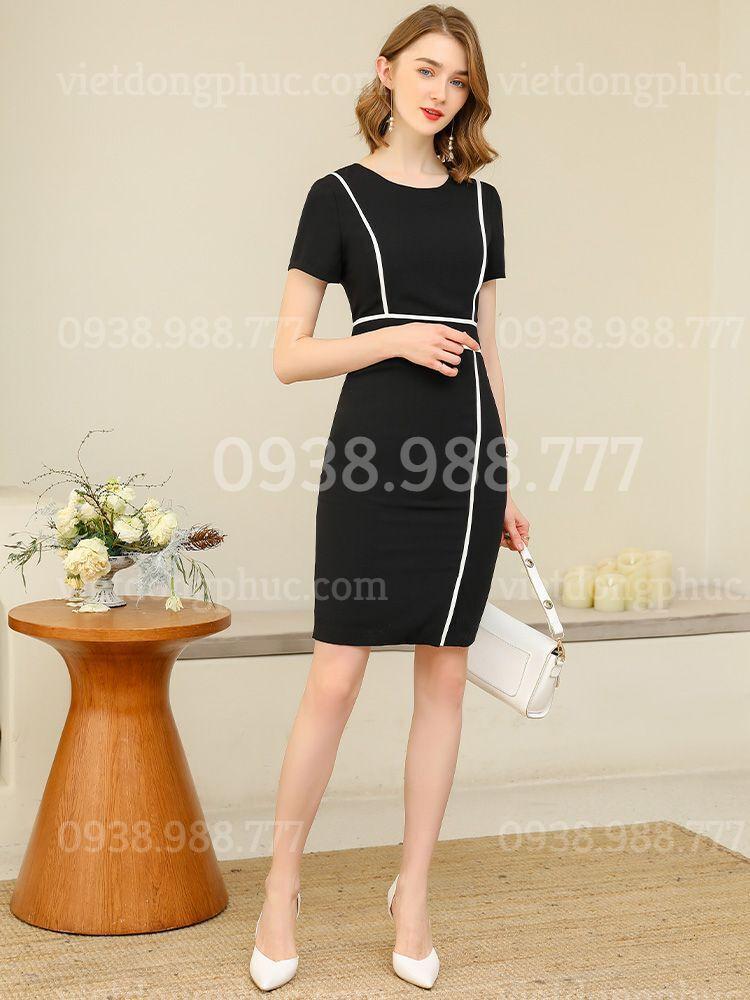 Đồng phục váy liền 38