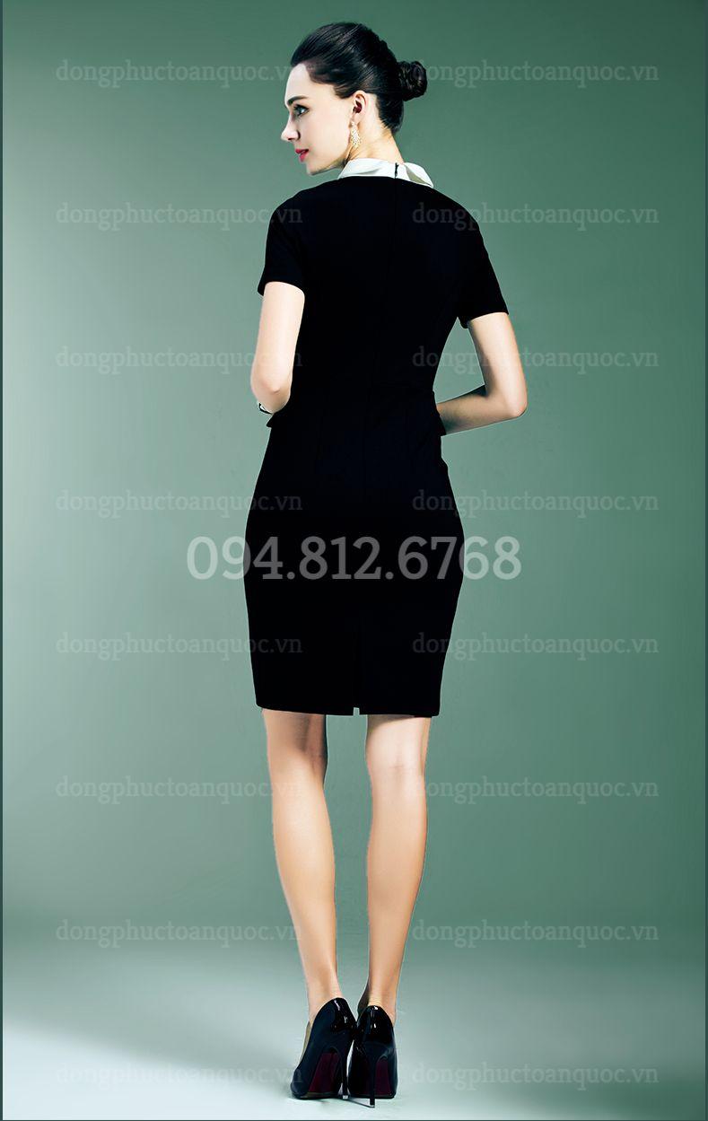Đồng phục váy liền 40
