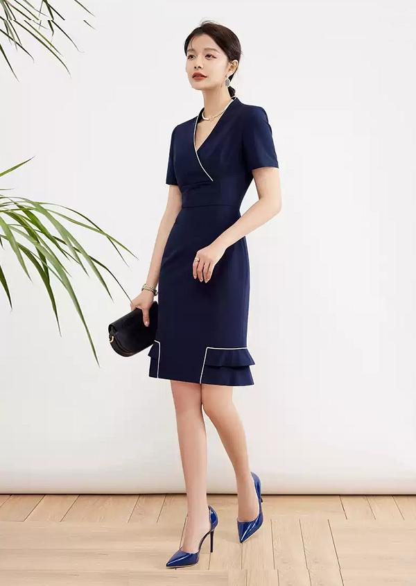Đồng phục váy liền 60