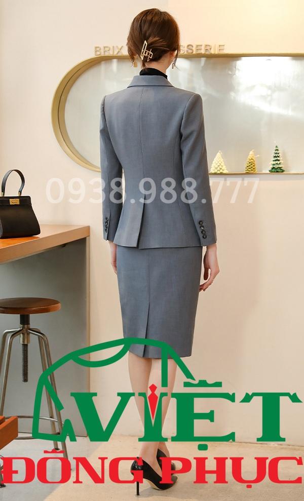 Đồng phục áo Vest Nữ 16