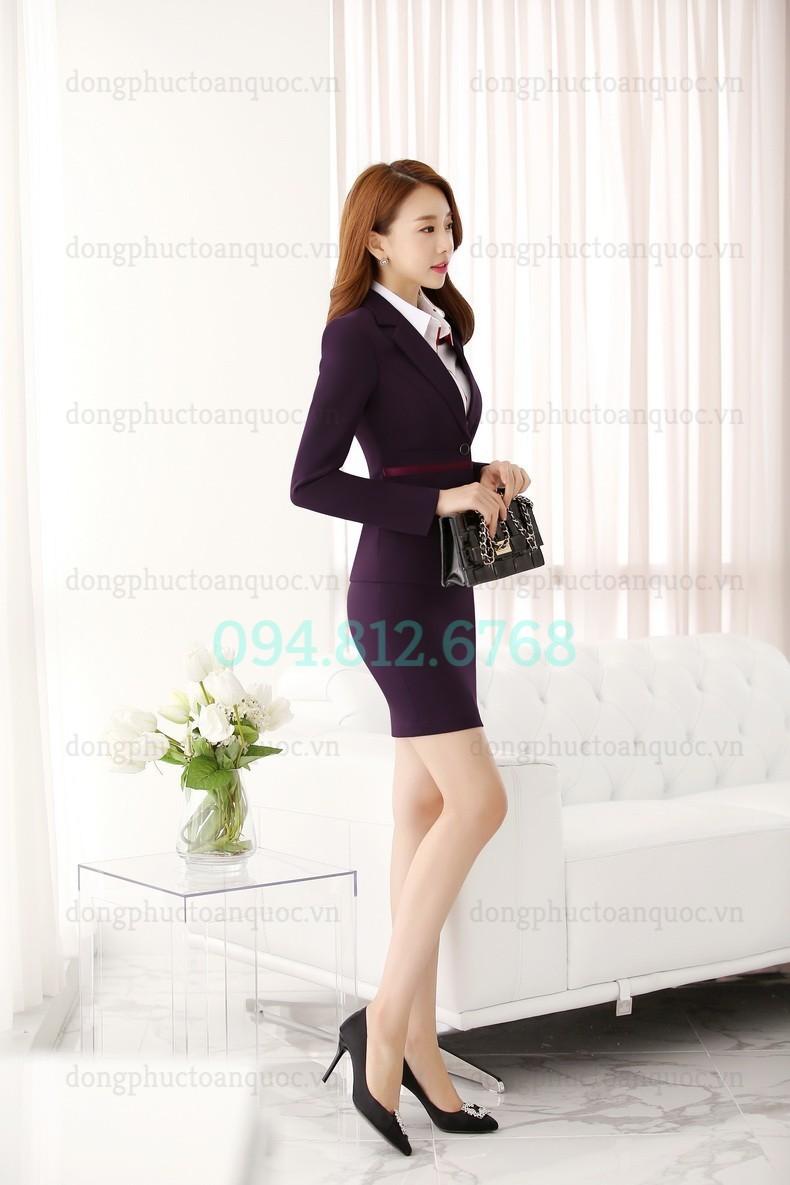 Đồng phục áo Vest Nữ 18
