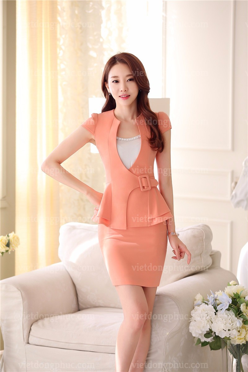 Đồng phục áo Vest Nữ 23