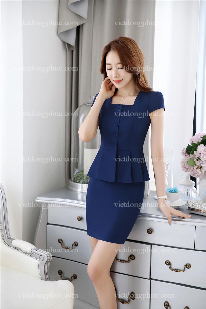 Đồng phục áo Vest Nữ 24