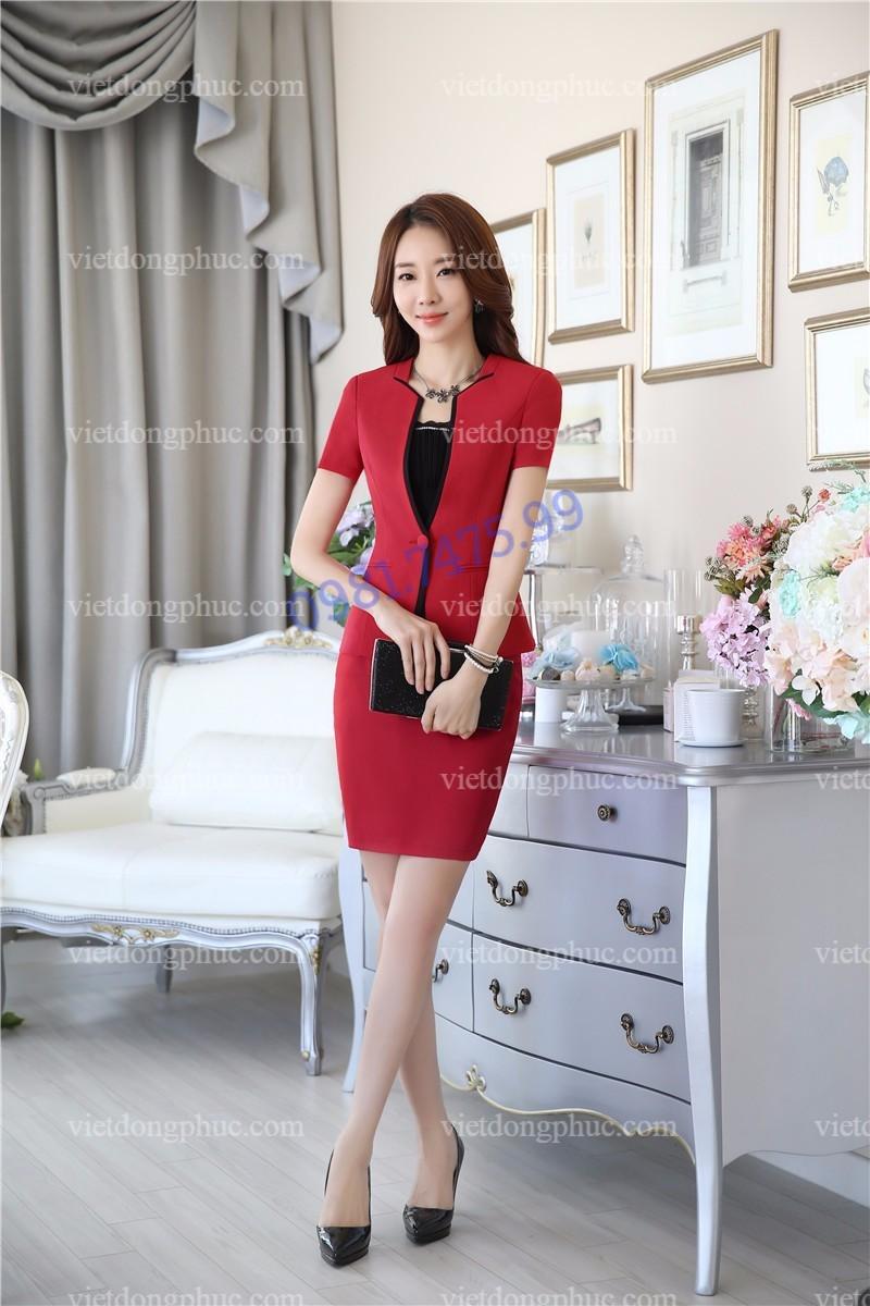 Đồng phục áo Vest Nữ 26