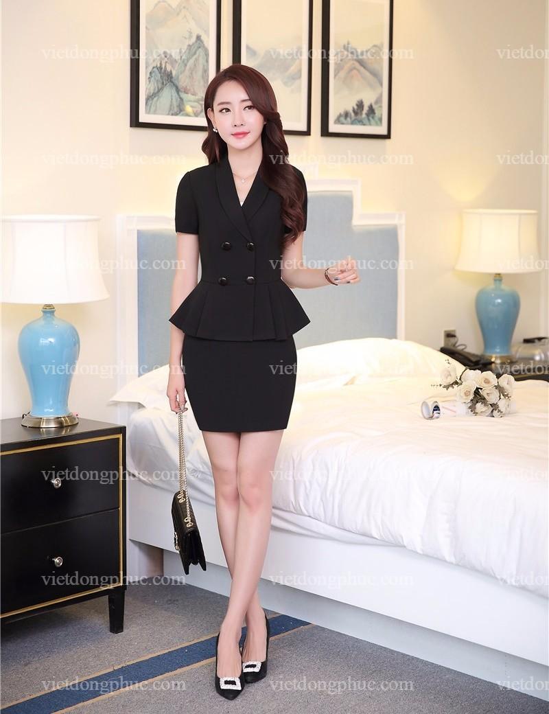 Đồng phục áo Vest Nữ 27