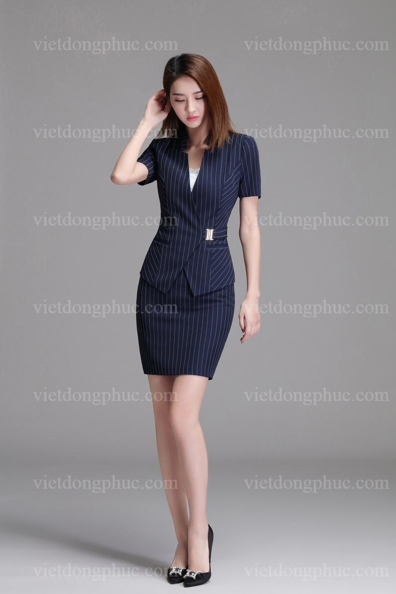 Đồng phục áo Vest Nữ 38