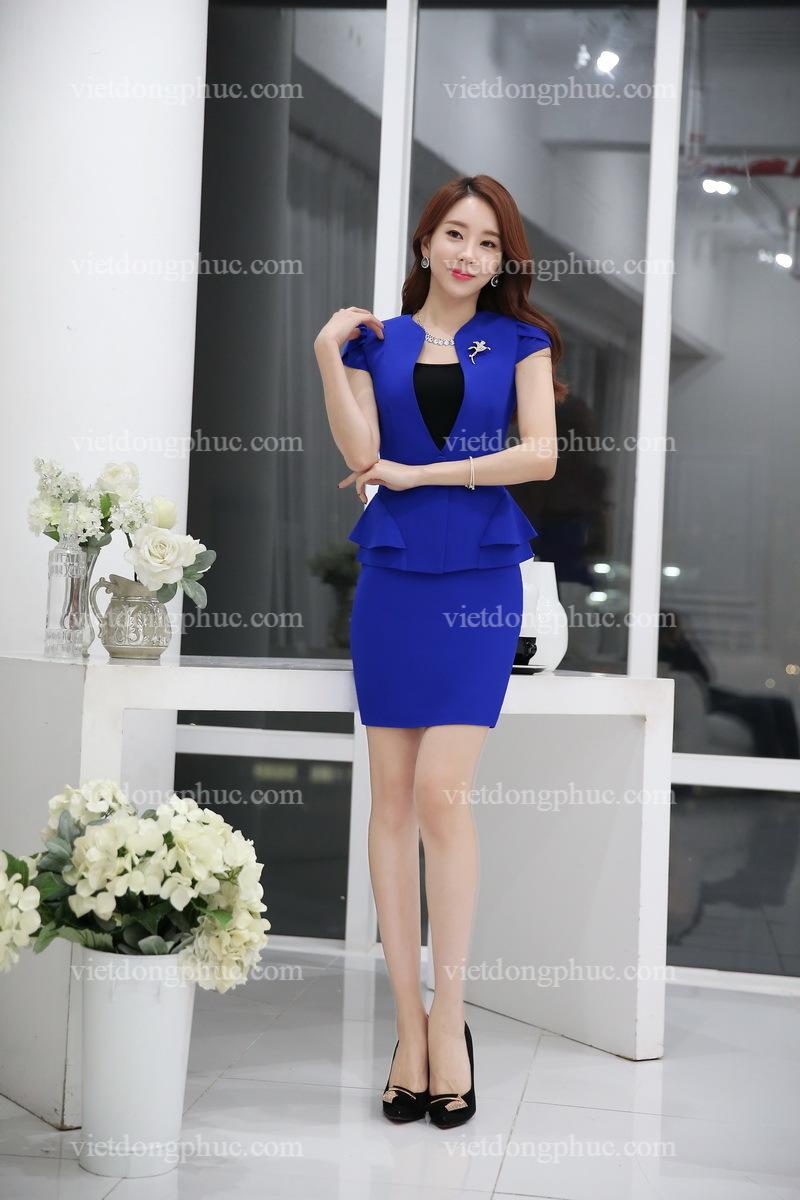 Đồng phục áo vest Nữ 43