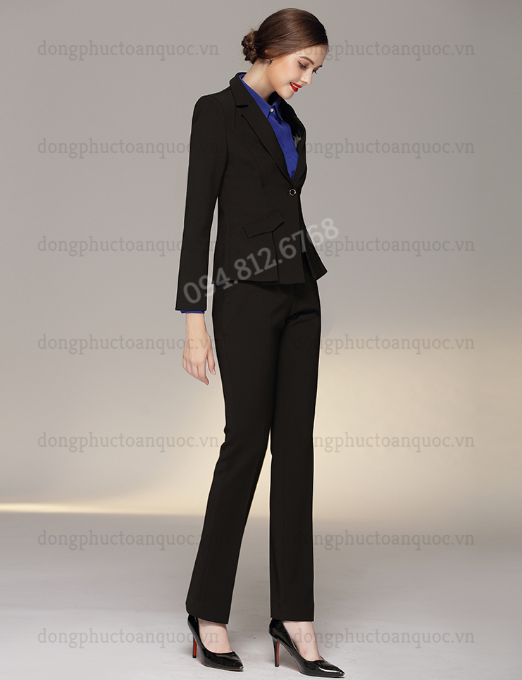 Đồng phục áo Vest Nữ 04