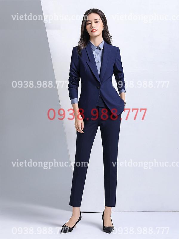 Đồng phục áo Vest Nữ 09