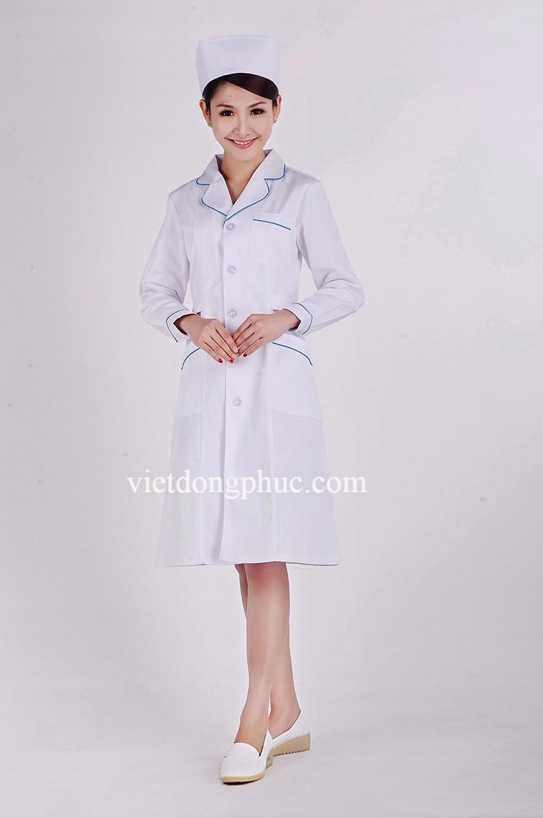 Đặt may đồng phục bác sỹ theo size chuẩn không cần chỉnh