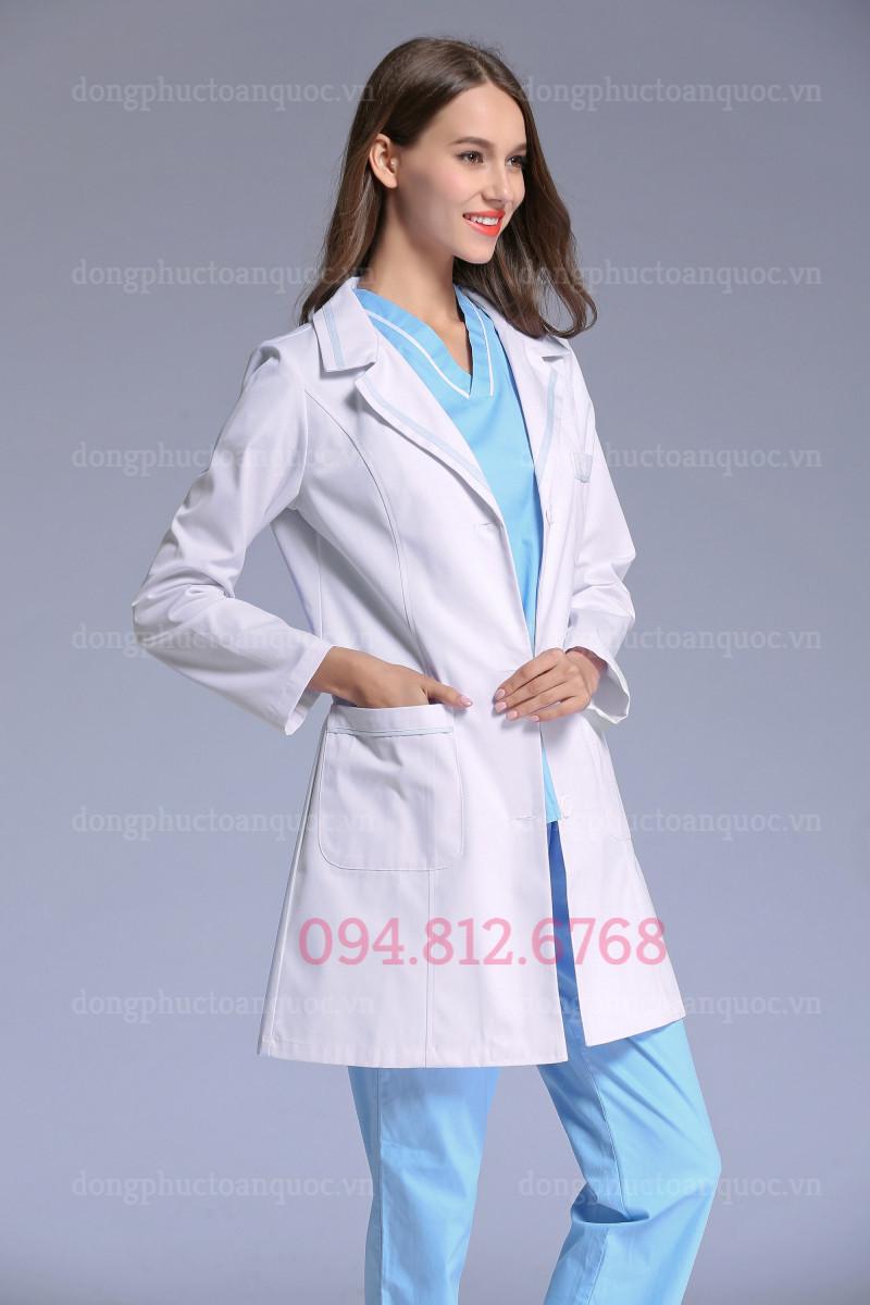 Đồng phục Bác sỹ 01