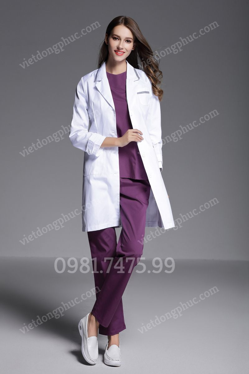 Đồng phục Bác sỹ 21