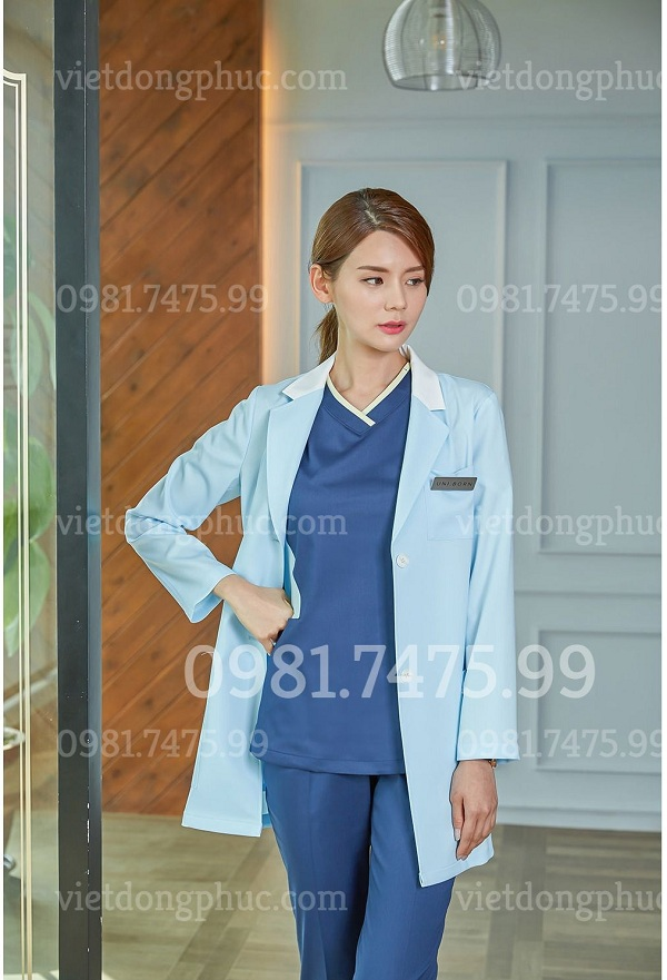 Đồng phục Bác sỹ 38
