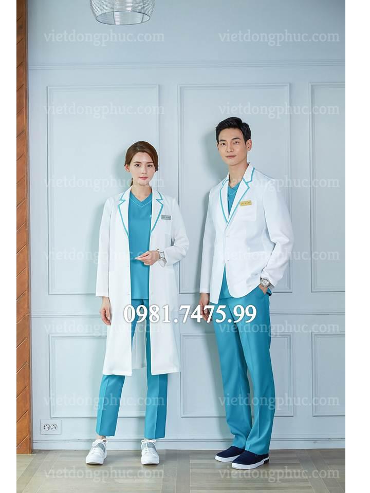 Đồng phục Bác sỹ 40