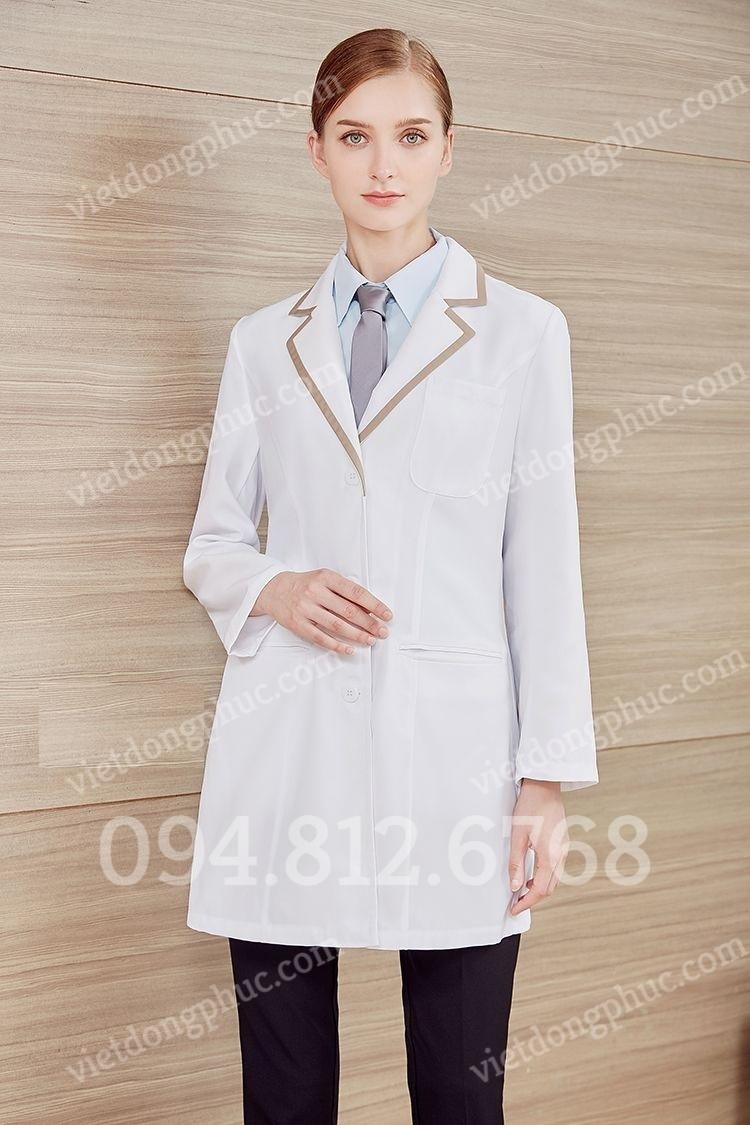 Mẫu áo blouse Bác sĩ đẹp, chất lượng cao, giá cả cạnh tranh