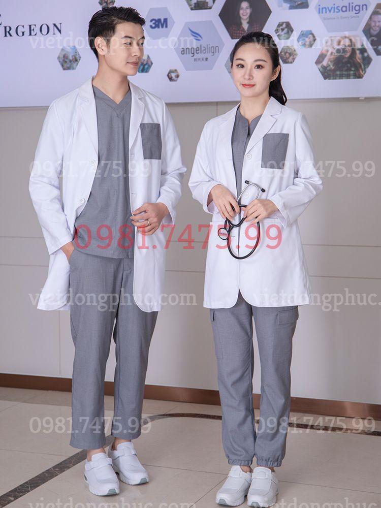 Đồng phục Bác sỹ 46
