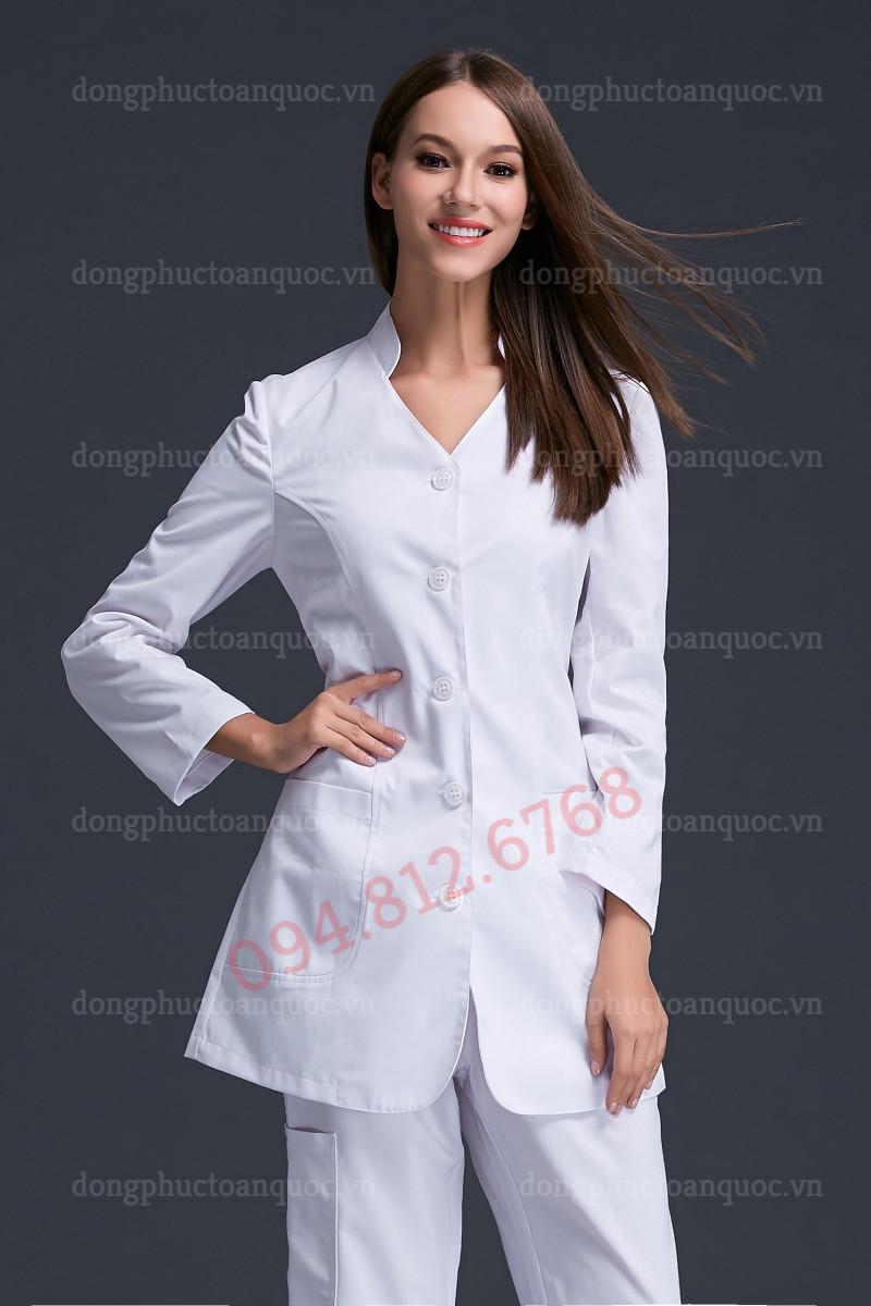 Đồng phục Bác sỹ 07