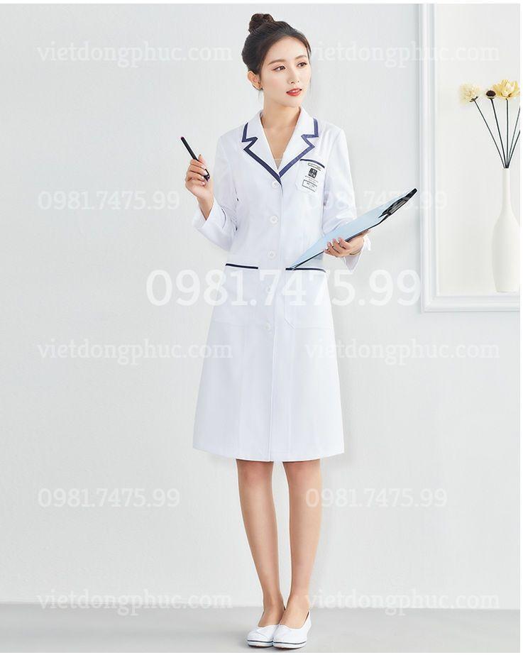 Đồng phục Bác sỹ 85