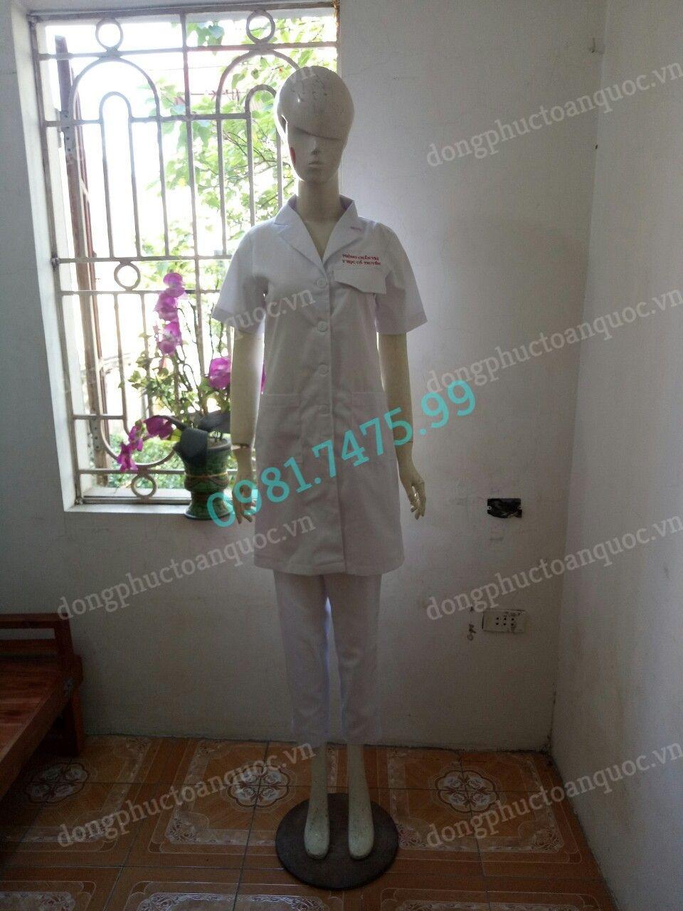 Đồng phục Bác sỹ 90