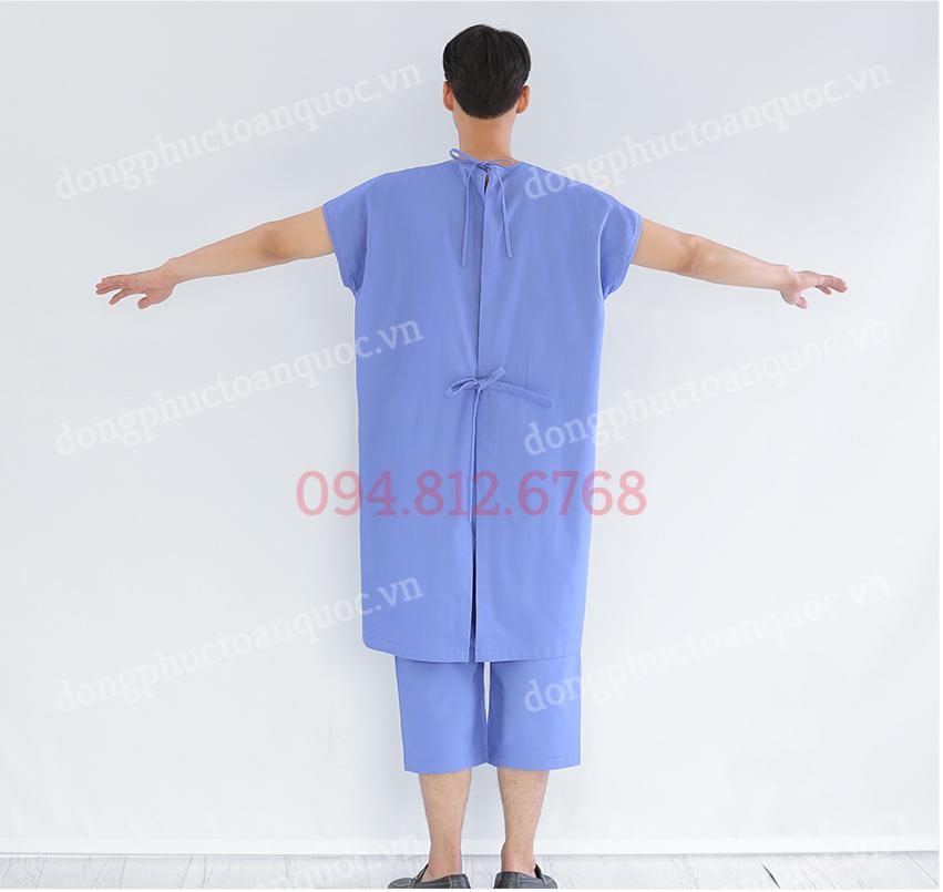 Đồng phục bệnh nhân 14