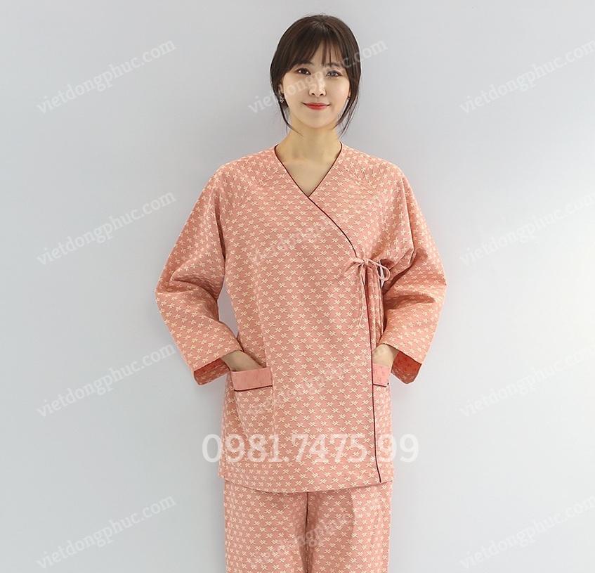 Đồng phục bệnh nhân 30