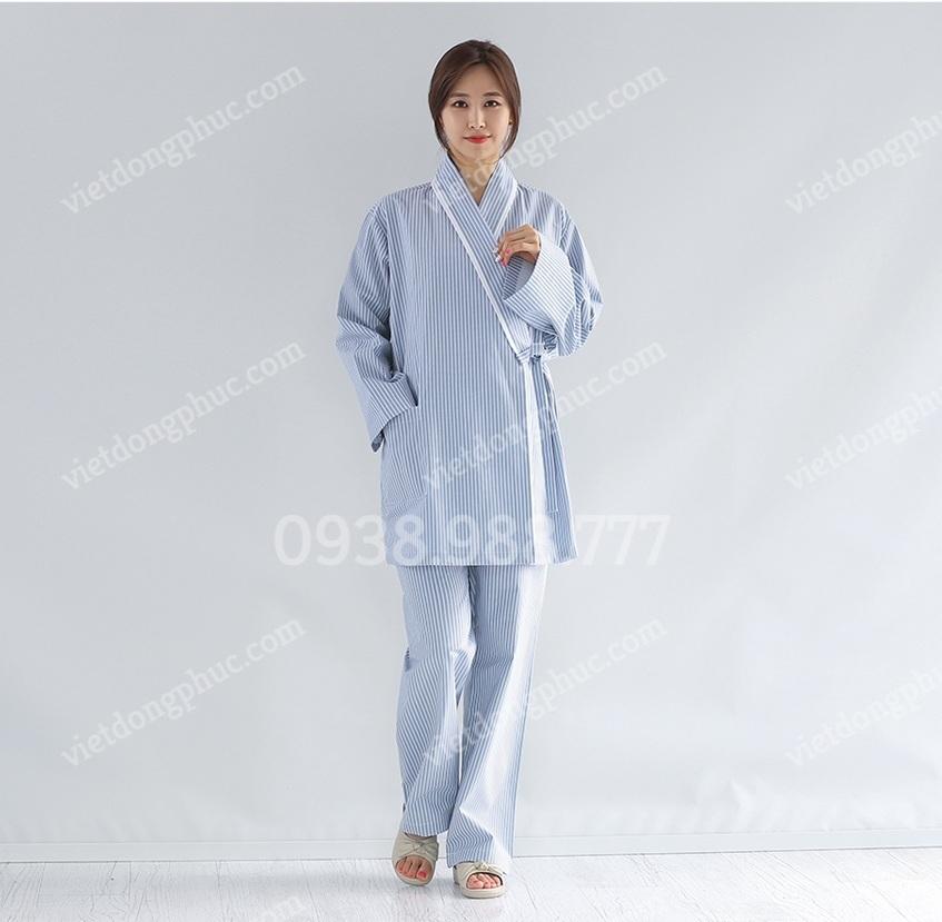 Đồng phục bệnh nhân 31