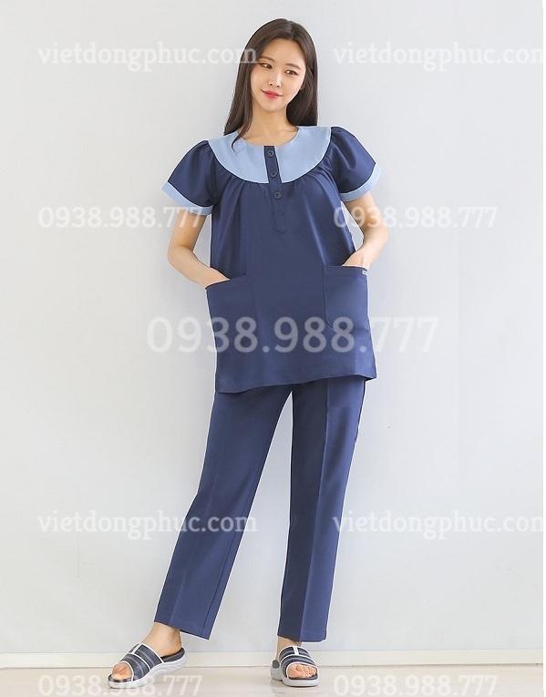 Đồng phục bệnh nhân 08