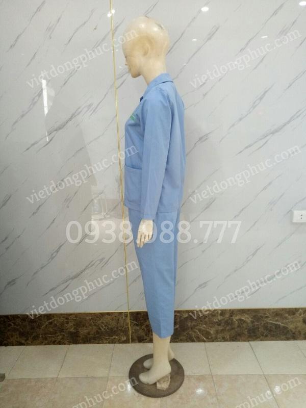 Đồng phục bệnh nhân 99