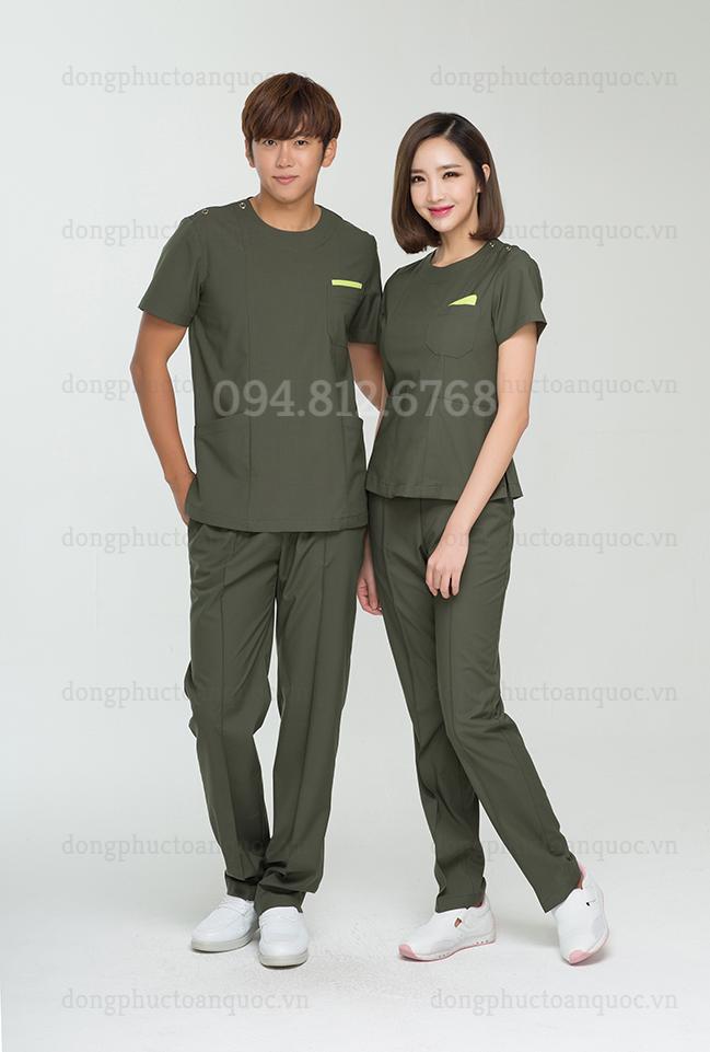 """Mẫu đồng phục điều dưỡng """"độc nhất vô nhị"""" với thiết kế vô cùng độc đáo 35s"""