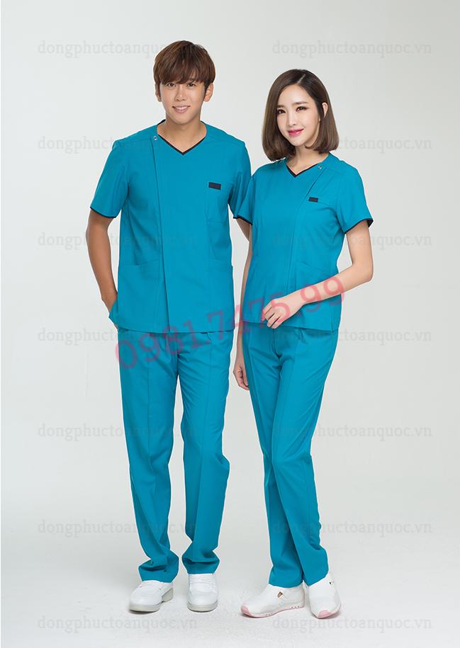 """Mẫu quần áo điều dưỡng - Thiết kế """"độc nhất vô nhị"""" tại ĐỒNG PHỤC VIỆT"""