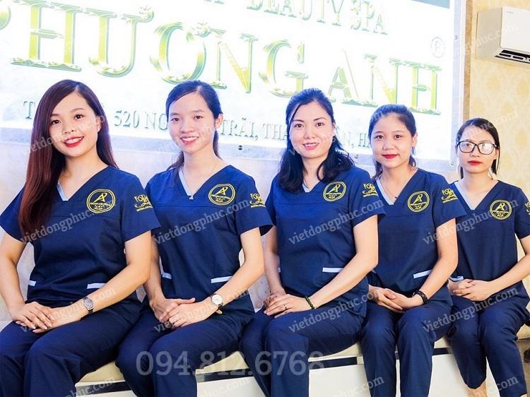 Đồng phục điều dưỡng 82