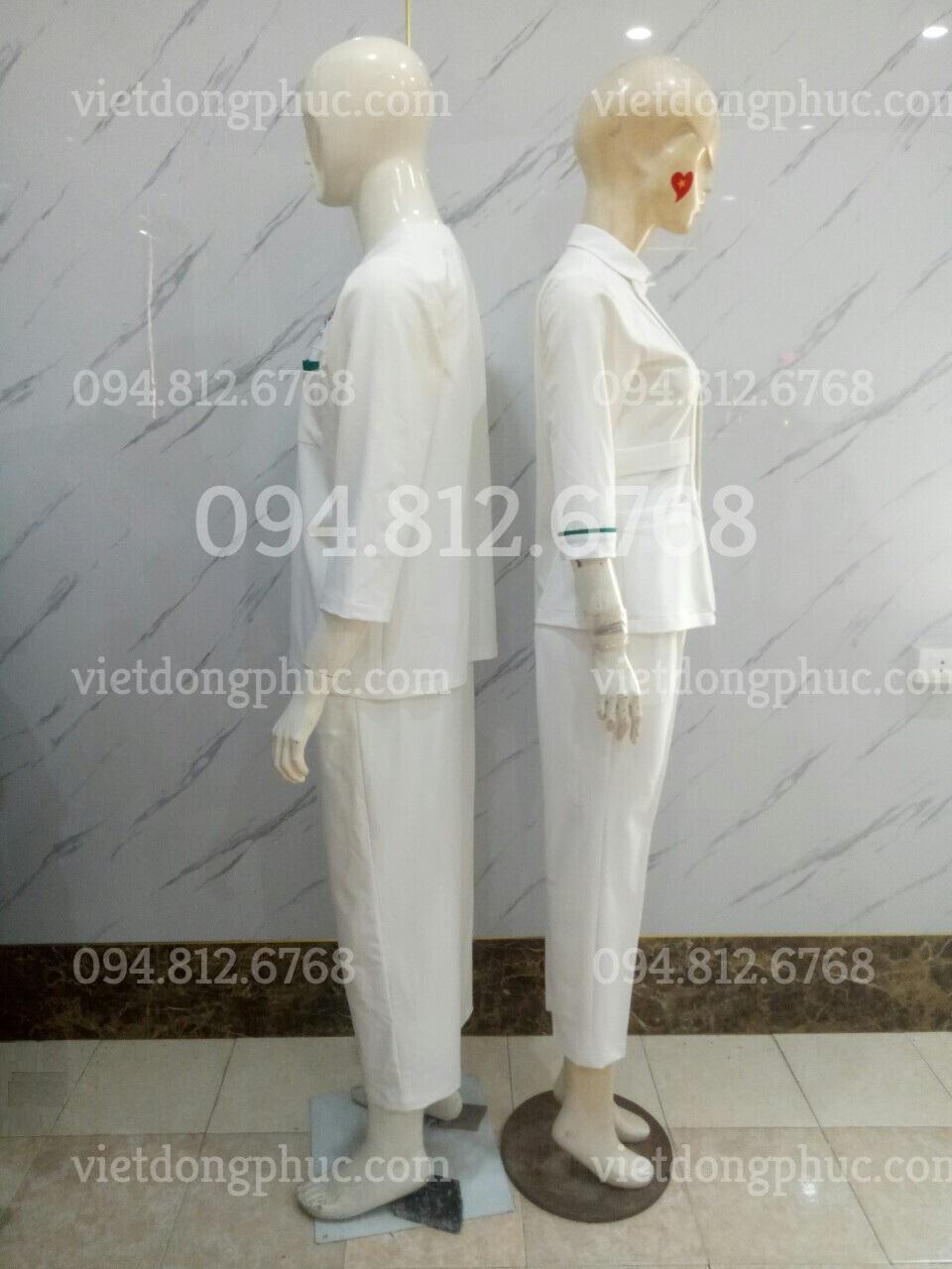 Đồng phục y tá 12