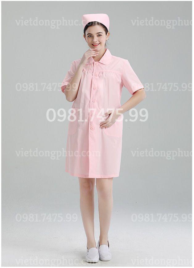 Đồng phục y tá 13
