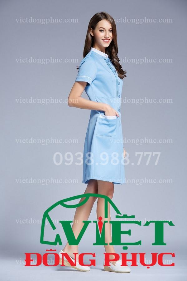 Đồng phục y tá 02