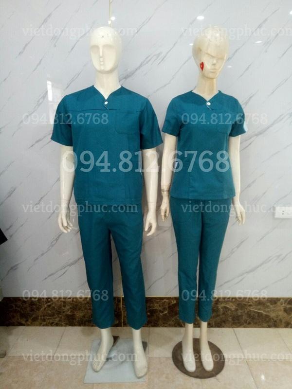 Đồng phục y tá 35