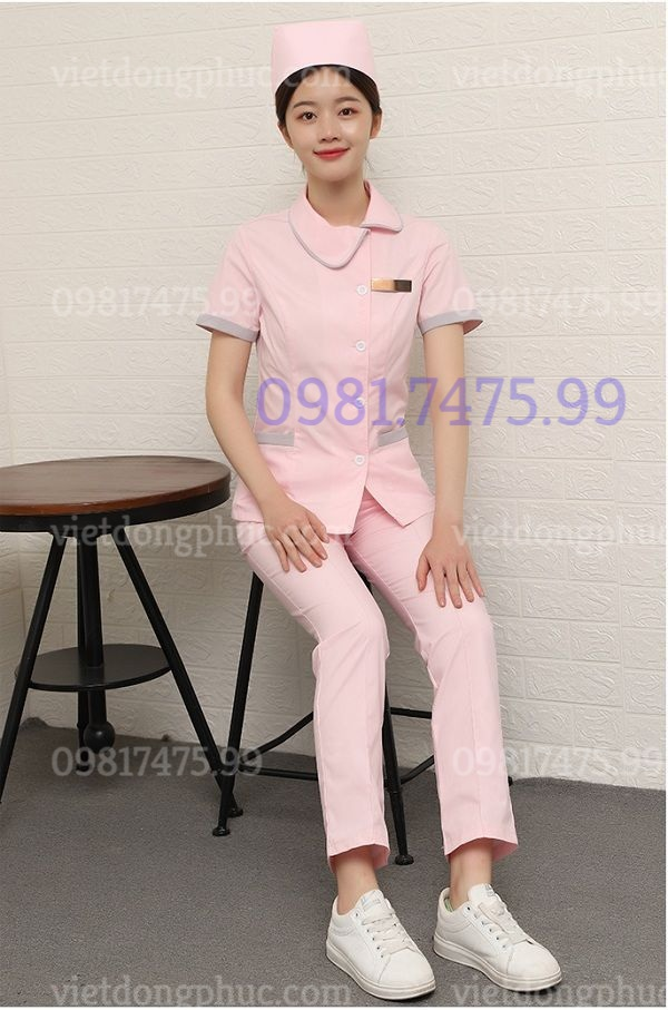 Đồng phục y tá 38