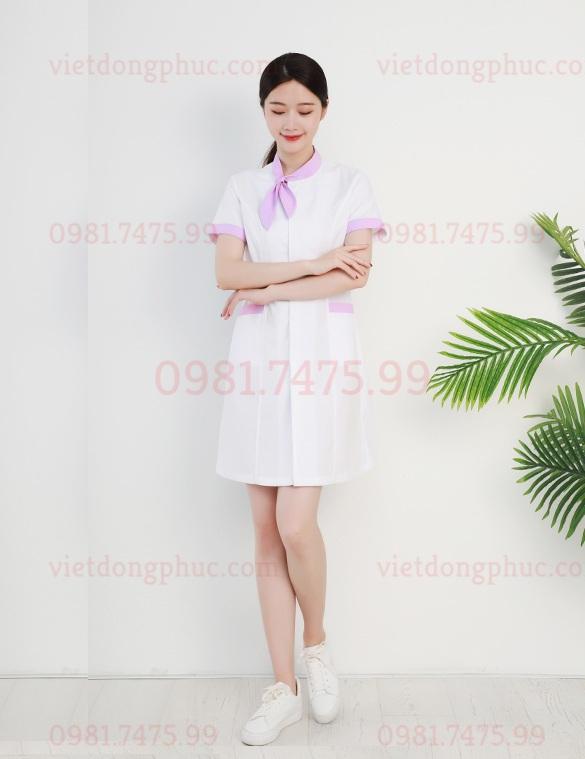 Đồng phục y tá 68