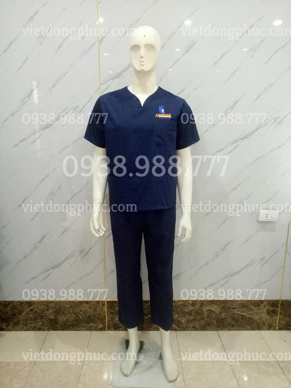 Đồng phục y tá 77