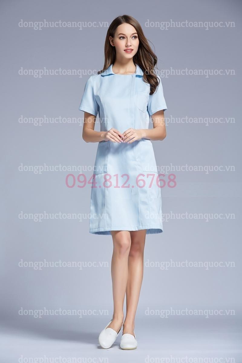 Mẫu đồng phục Y TÁ thời trang, chuyên nghiệp chỉ có tại ĐỒNG PHỤC VIỆT