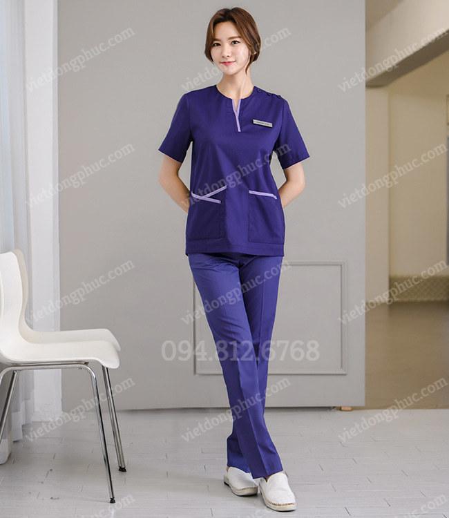 Đồng phục y tá 85