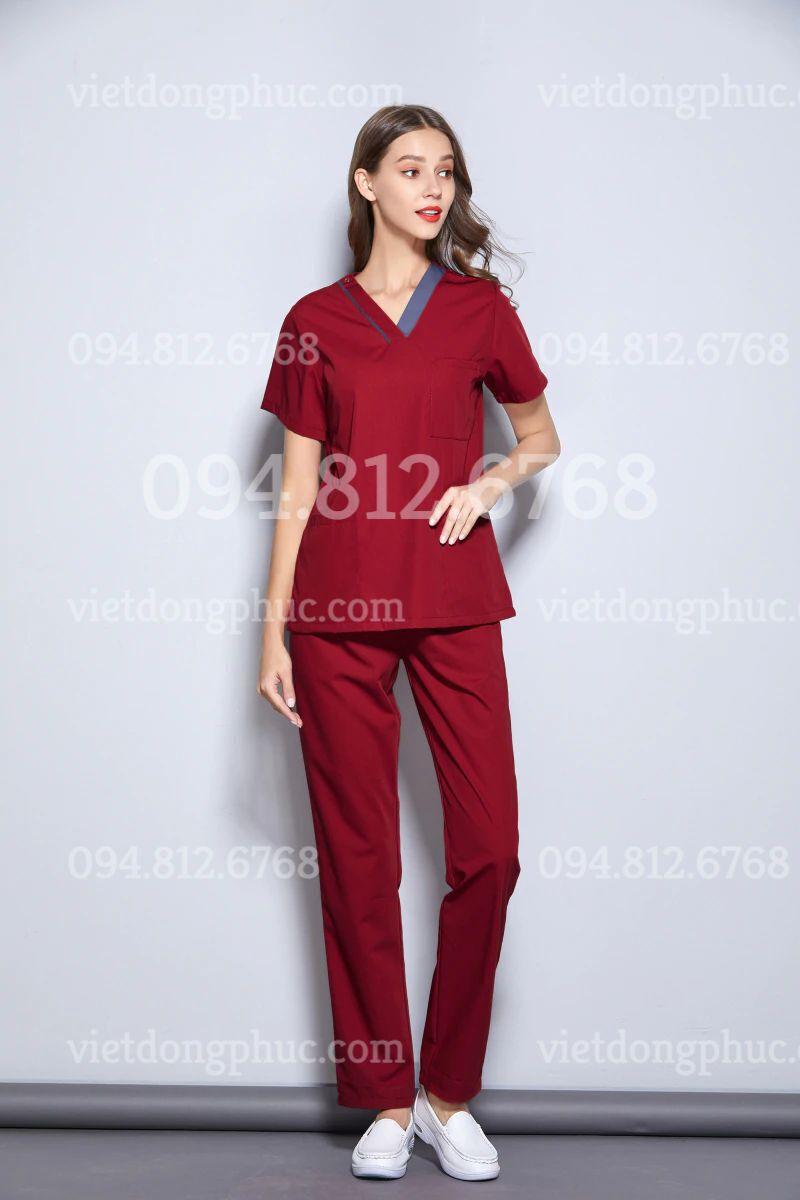 Đồng phục y tá 95